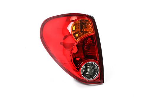 Rear light left Mitsubishi L200 Triton 06-15
