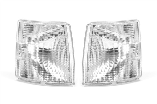Front indicators set clear VW Transporter T4 Caravelle