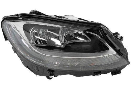 Headlight right LED DRL Mercedes-Benz C Class W205 15-18