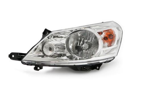 Headlight left Fiat Scudo 07-16