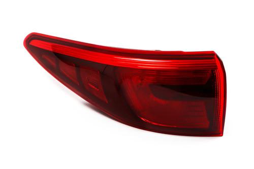 Rear light left Kia Sportage 16-