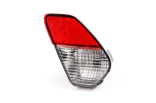 Rear reverse light right Mitsubishi Outlander 15- LHD