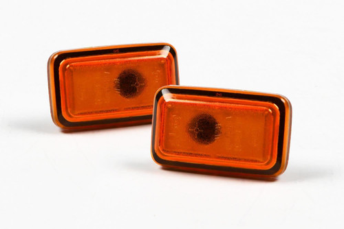 Side indicators set orange VW Corrado 89-95 Hella