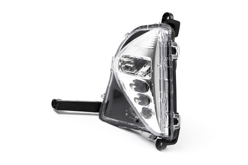 Front fog light with DRL  left LED Toyota Prius 15-