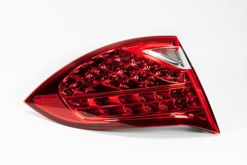 Rear light left outer red LED Porsche Cayenne 11-14 Valeo
