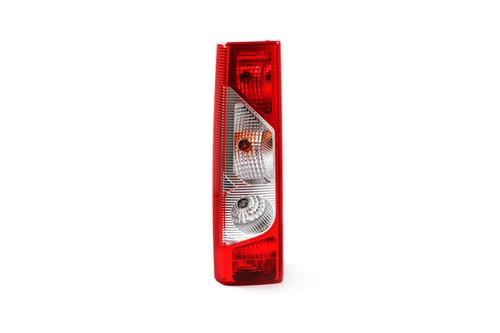 Rear light left Citroen Dispatch 07-16 Valeo