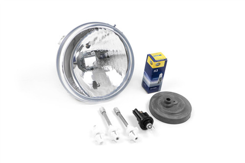 "4 3/4"" 120mm Inner universal spotlight high beam set with bulb and cap VW Golf MK3 92-97"