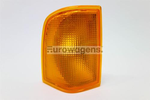 Front indicator right orange VW Jetta MK1 79-84