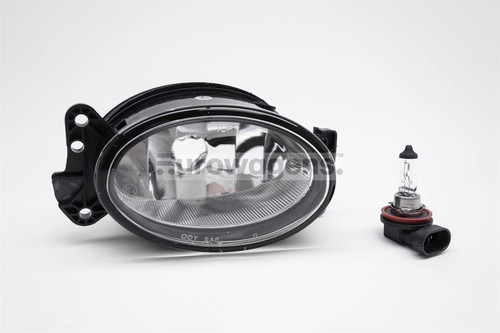 Front fog light right with bulb Mercedes-Benz M Class W164 06-11