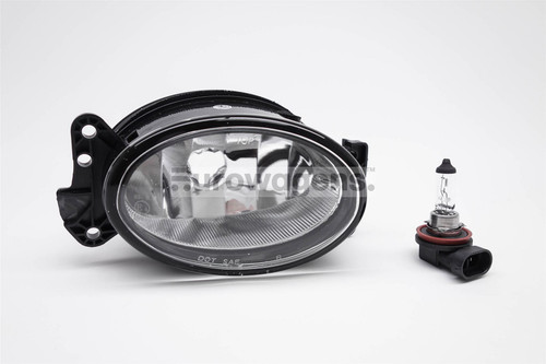 Front fog light right with bulb Mercedes-Benz A Class W169 04-12