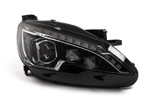 Headlight right LED Peugeot 308 14-17