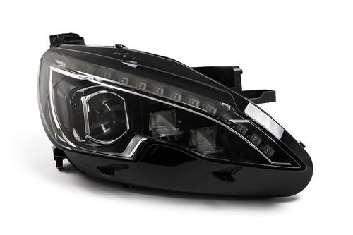 Headlight right LED Peugeot 308 14-17