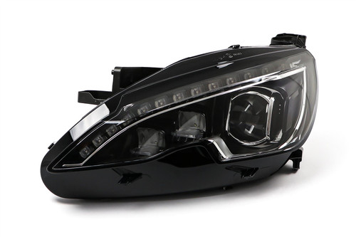 Headlight left LED Peugeot 308 14-17