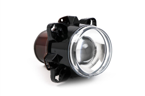 Hella 90mm dipped beam H7 headlight with bulb and fixing kit Morette Vauxhall Astra G MK4 98-04
