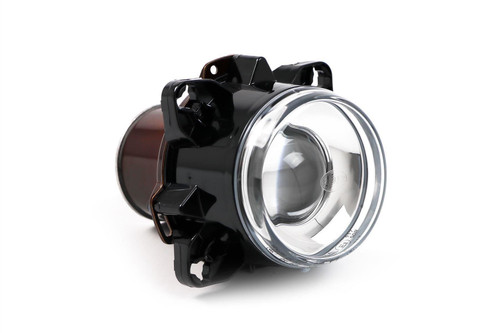 Hella 90mm dipped beam H7 headlight with bulb and fixing kit Morette Ford Focus MK1 98-01