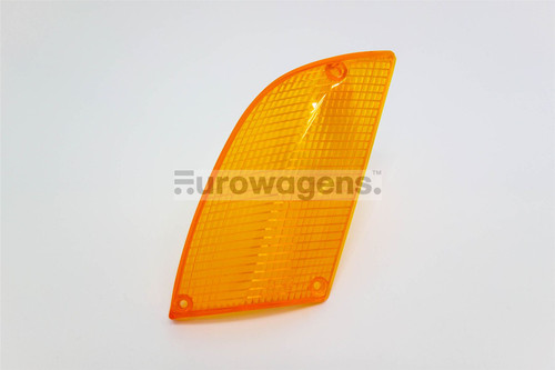 Front indicator lens right orange BMW 6 Series E24 76-89