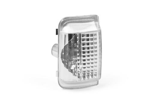 Mirror indicator left Citroen Relay 06-