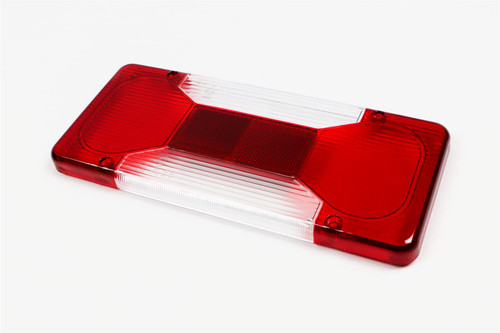Rear light lens Iveco Daily 06-14