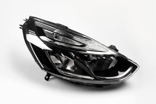 Headlight right with chrome trim Renault Clio MK4 16-