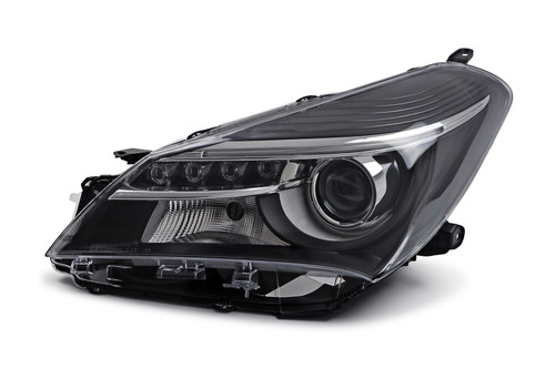 Headlight left LED DRL Toyota Yaris 14-