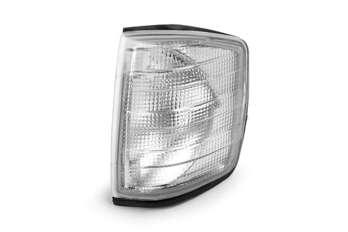 Front indicator clear left Mercedes-Benz 190 W201 82-93
