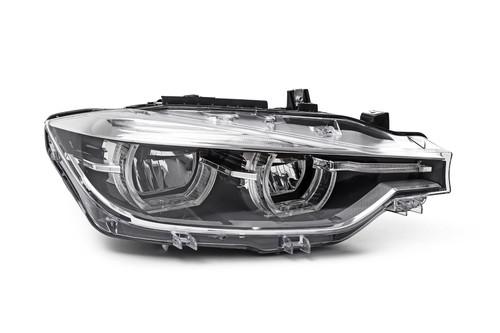 Headlight right full LED BMW 3 Series F30 F31 15-18