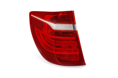 Rear light left LED dark red BMW X3 F25 11-17