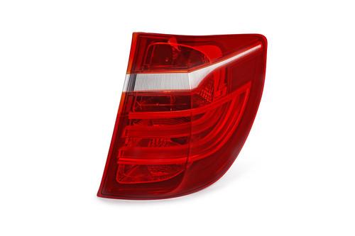 Rear light right LED dark red BMW X3 F25 11-17