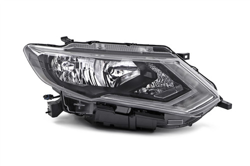 Headlight right For Nissan X-Trail 18-