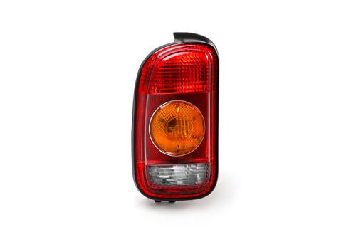 Rear light left Mini Clubman R55 07-10