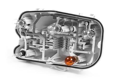 Bulb holder right Audi A6 04-08