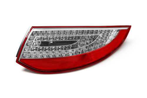 Rear light right clear Carrera Classic Porsche 911 997 08-12 LHD