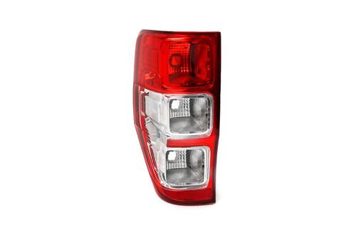 Rear light left red Ford Ranger 12-