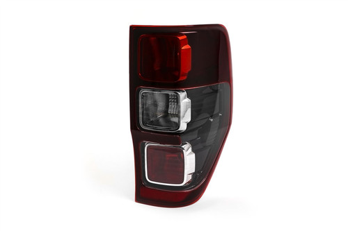 Rear light right dark red Ford Ranger 12-