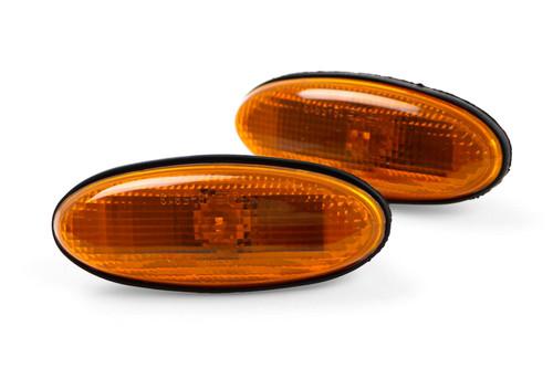 Side indicators set set orange Mazda B2500 98-06