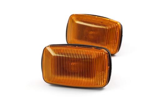 Side indicator set orange Toyota Hilux 97-05