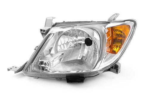 Headlight left orange indicator Toyota Hilux 05-07