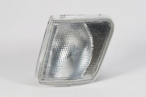 Front indicator left clear Ford Fiesta MK3 89-92