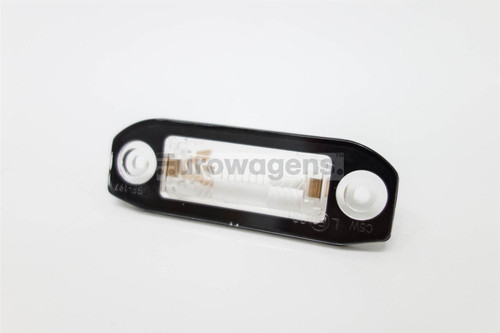 Number plate light Volvo XC60 08-16