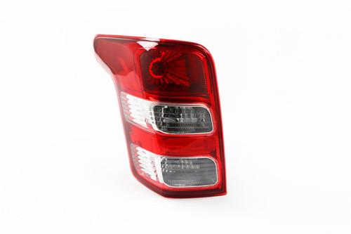 Rear light left Mitsubishi L200 Triton 15-19