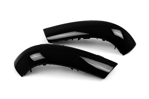 Mirror indicator set black dynamic VW Golf Plus MK5 05-12