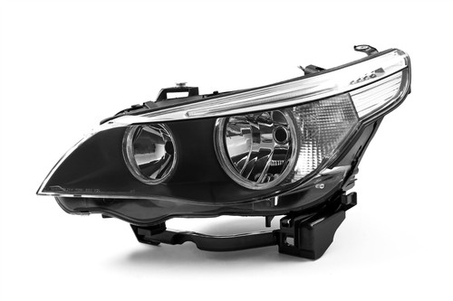 Headlight left BMW 5 Series E60 E61 03-06