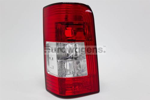 Rear light left Peugeot Partner 06-08 1 Door