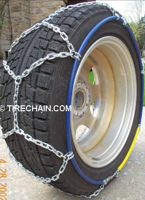Diamond chains front