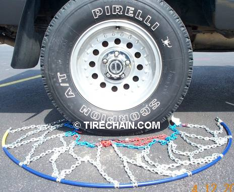 Diamond chains arc