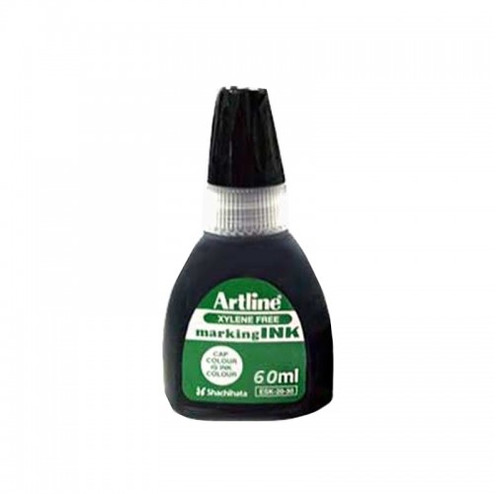 ARTLINE 60ml Marking Ink ESK20-60 BLACK
