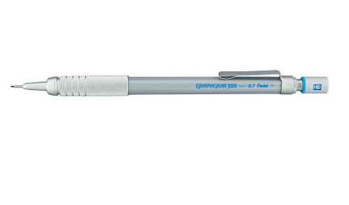 Pentel Graph Gear 500 Mechanical Drafting Pencil 0.7mm