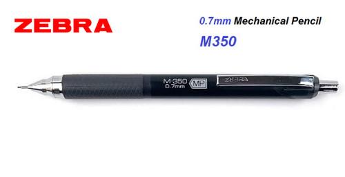 ZEBRA M350 Metal body Mechanical Pencil 0.7mm BLACK BODY