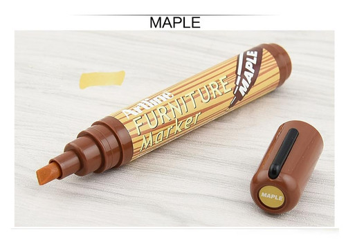 Artline Furniture Marker EK95 for marking wooden objects - 2x Maple