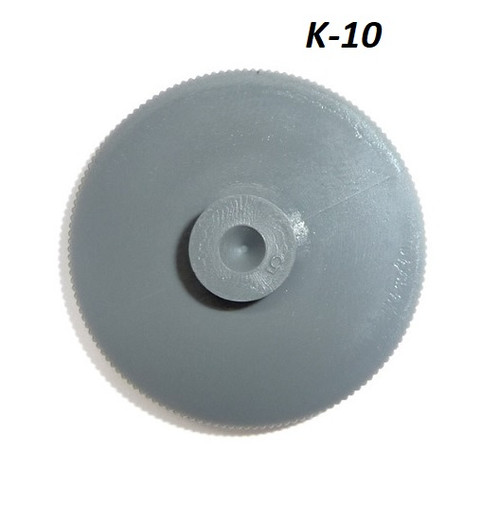 Carl K-10 Replacement punching discs - Pack of 10